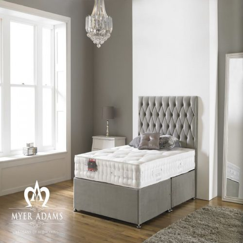 Myer Adams Natural Sleep 1000 Divan Bed | Bishops Beds