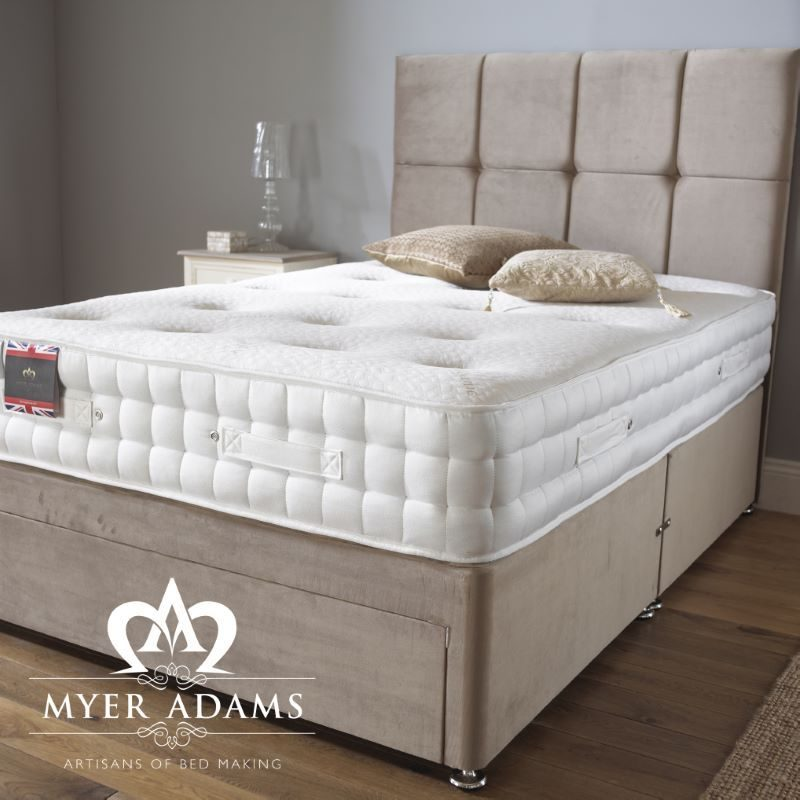 Myer Adams Natural Sleep 2000 Divan Bed | Orthopaedic Beds
