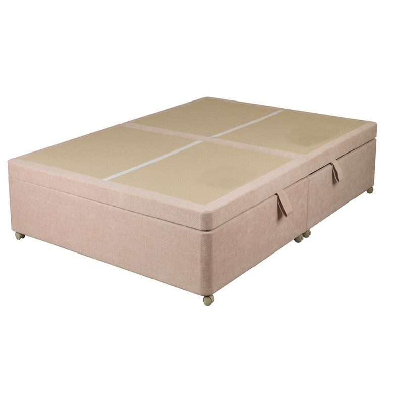 Clayton Faux Leather Ottoman Bed Base from Sweet Dreams