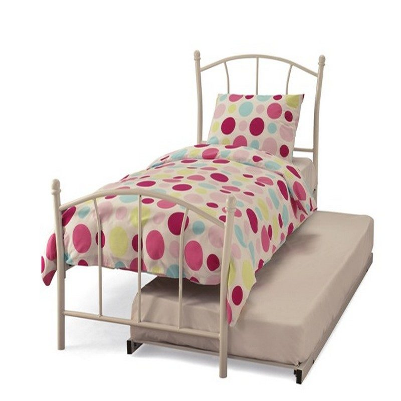 Penny White Guest Bed | Pullout Bed | Girls Beds