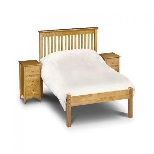 Julian Bowen Barcelona Wooden Frame - Bishops Beds | Cheap Wooden Beds
