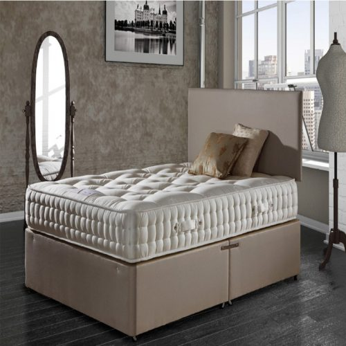 Deluxe Beds Natural Touch Pocket 1500 Mattress
