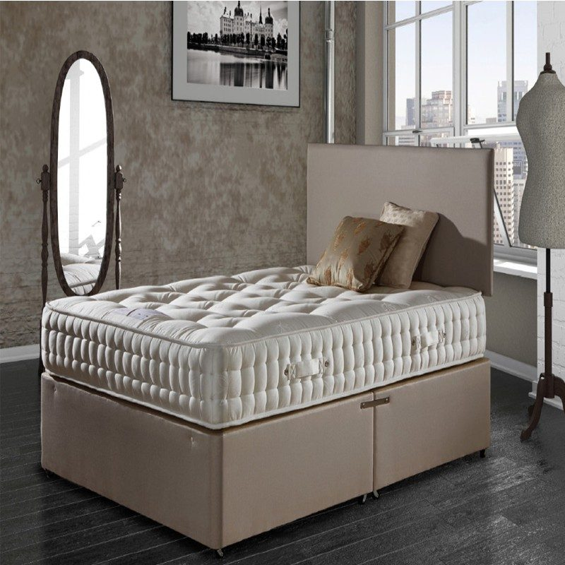 Deluxe Beds Natural Touch Pocket 2000 Mattress |Deluxe Beds Natural Touch Pocket 1500 Mattress