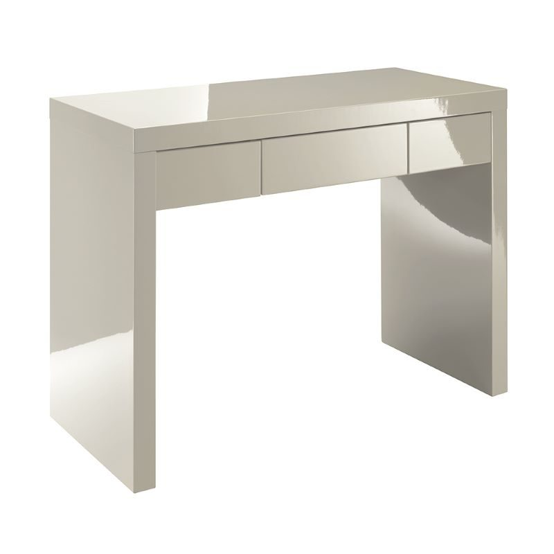LPD Furniture Puro High Gloss Dressing Table | Bishops Beds