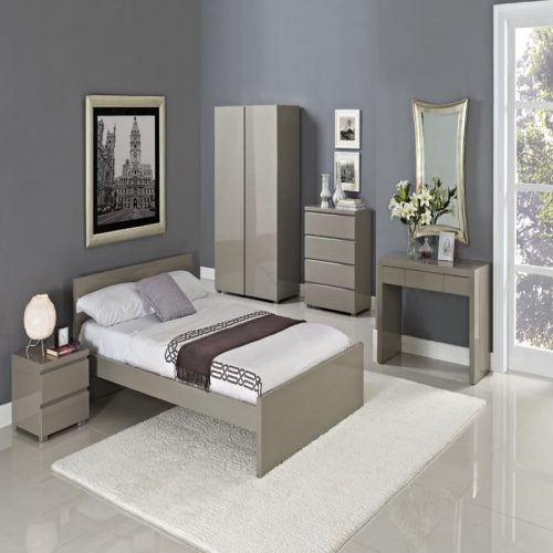 Puro High Gloss Bedroom Furniture | Bishops Beds | Free Delivery Available