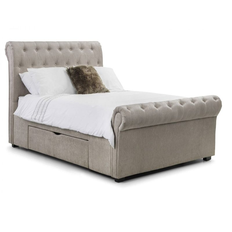 Julian Bowen Ravello Storage Bed With 2 Drawers | Bishops Beds