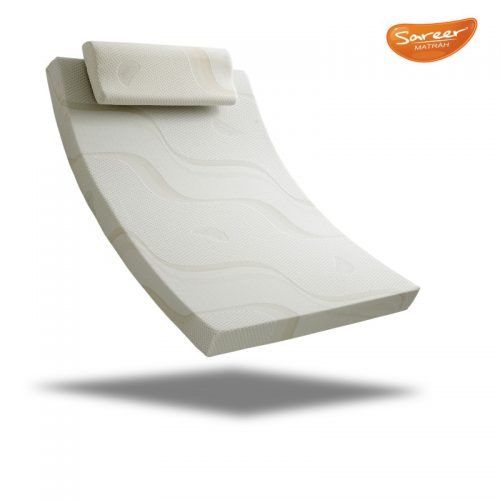 Sareer Reflex Plus Foam Mattress | Buy Mattresses Online | Bishops Beds