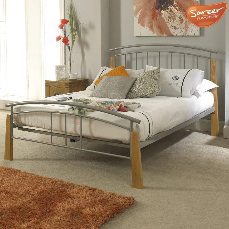 Sareer Jose Metal Bed Frame | Metal beds | Metal Bed Frames
