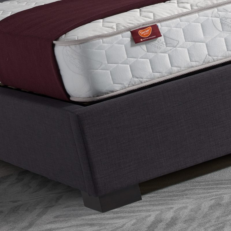 Sareer Sovereign Upholstered Ottoman Bed | Storage Beds