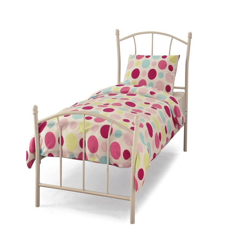 Penny Metal Bed Frame from Serene | Cheap Beds