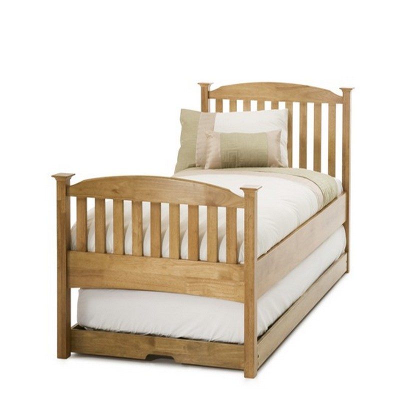 Serena Eleanor Wooden Guest Bed | Pullout Bed | Trundle