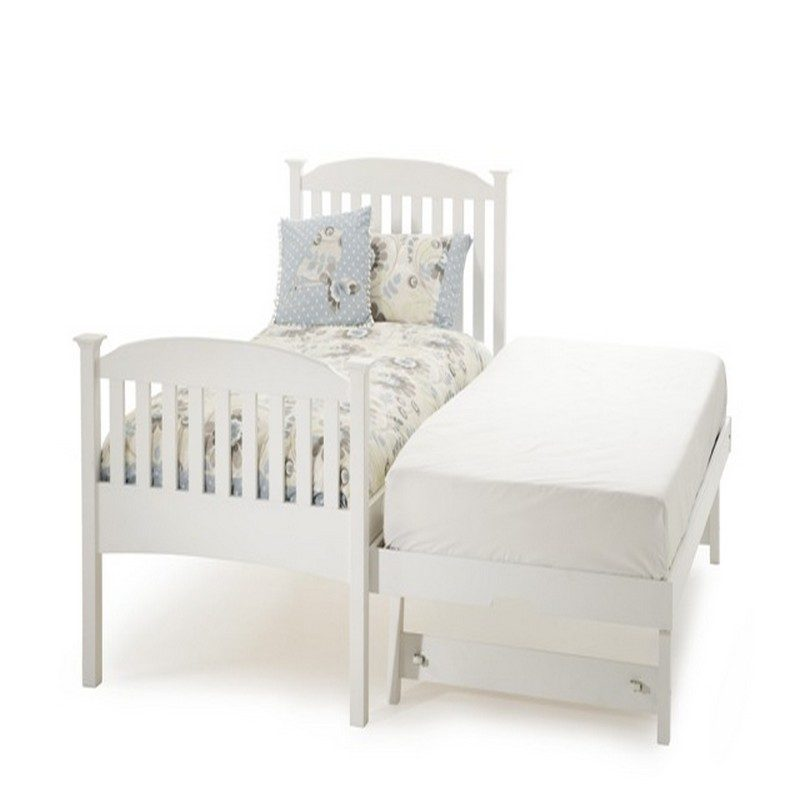 Eleanor Wooden Guest Bed from Serene Furnishings