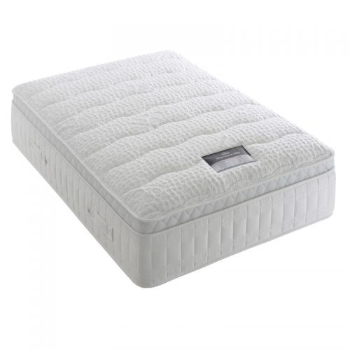 Silver Active Pocket 2800 Mattress - Bishops Beds