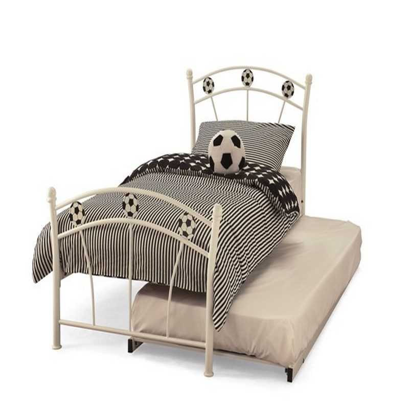 Football Bed with Pull Out Bed | Boys Beds