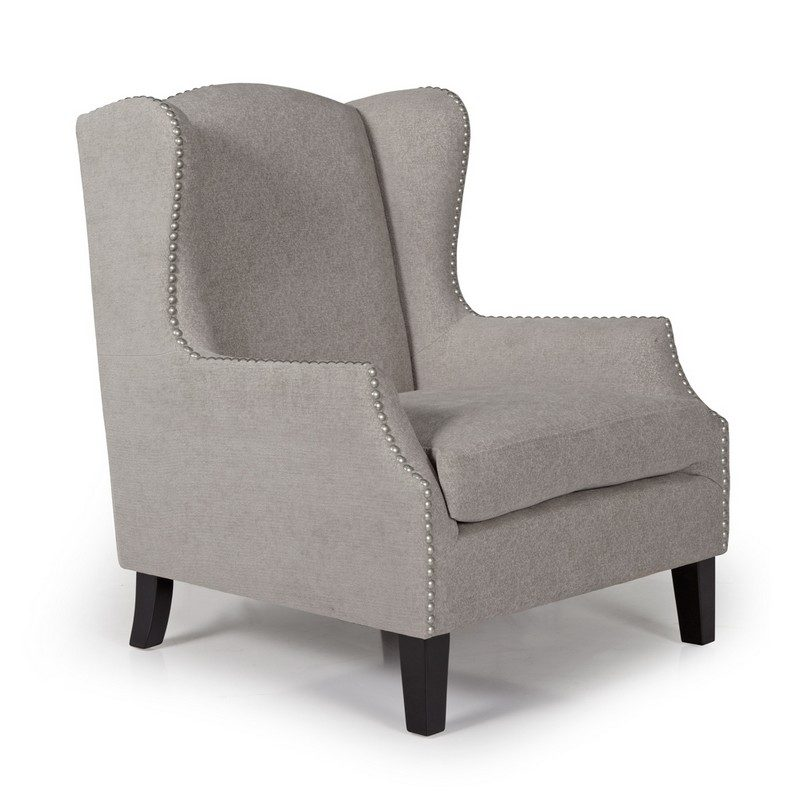 Stirling Silver Accent Chair | Occasional Chairs | Armchairs