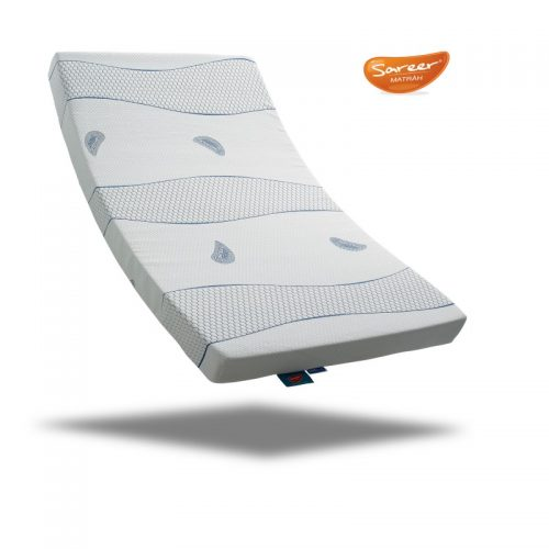 Sareer Cool Blue Memory Foam Mattress | Cheap Memory Foam Mattresses | Bishops Beds