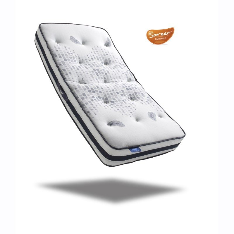 Sareer Gel Foam Pocket Sprung Mattress | Cheap Mattresses | Bishops Beds