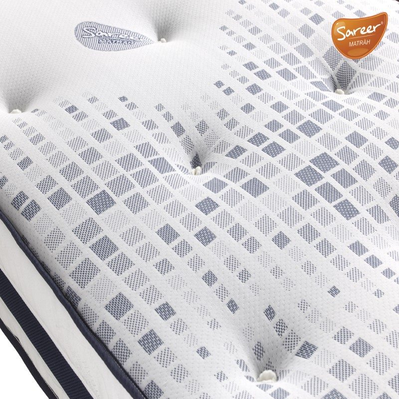 Sareer Gel Foam Pocket Sprung Mattress | Comfortable Mattresses | Mattresses in Peterlee