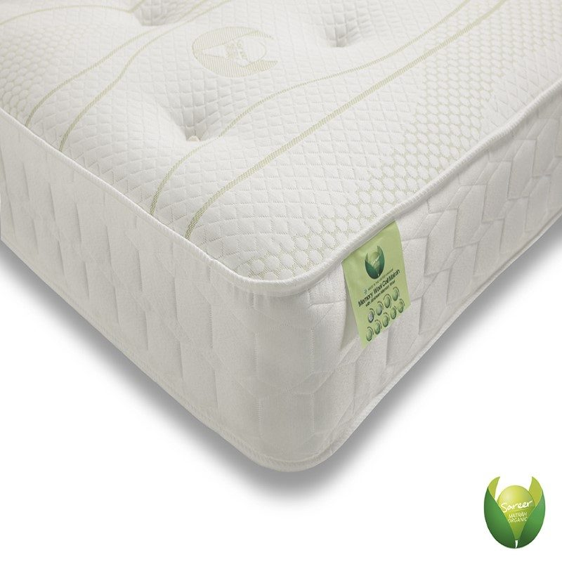 Sareer Memory Wool Coil Mattress | Luxury Mattresses | Cheap Mattresses Peterlee