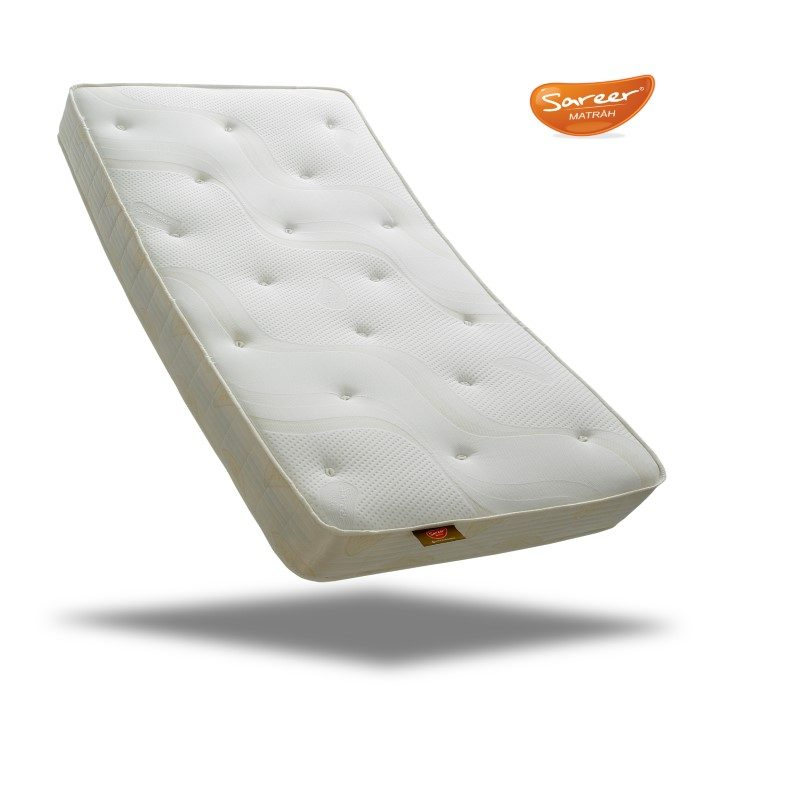 Sareer Pocket Reflex Plus Matrah | Memory Foam Mattress | Hypoallergenic Mattresses