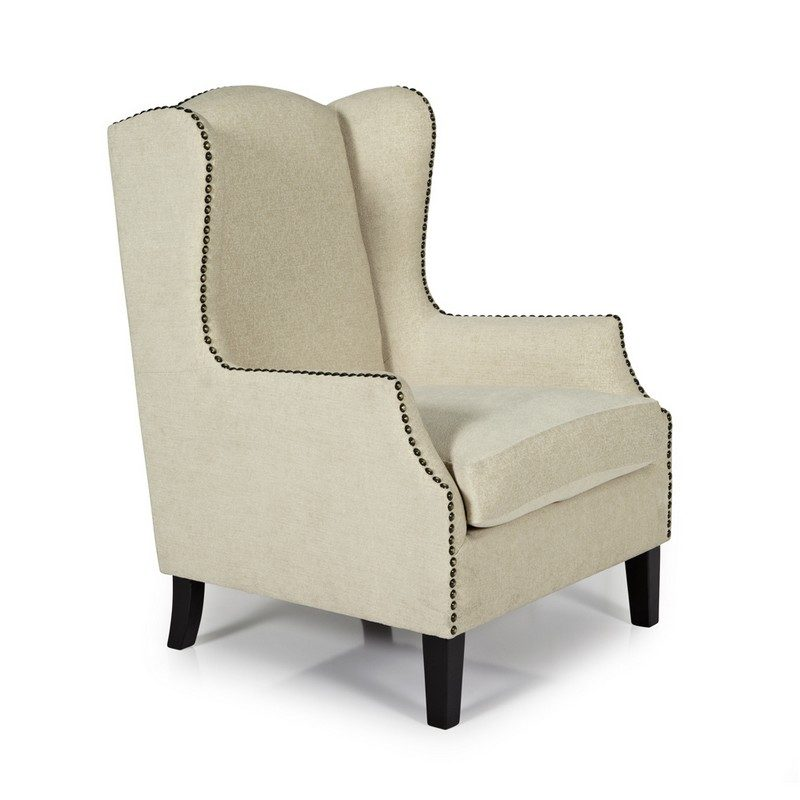 Stirling Cream Chair | Occasional Chairs | Armchairs