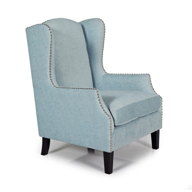 Stirling Duck Egg Chair | Occasional Chairs | Armchairs