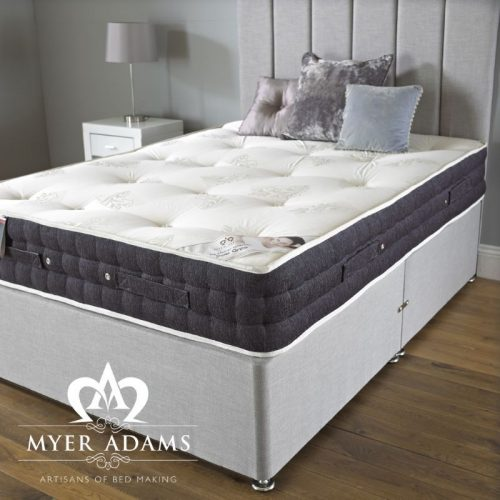 Myer Adams Super Ortho Divan Bed | Orthopaedic Beds