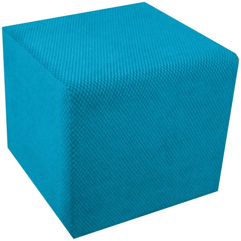Trendy Turquoise Cube Seating for Contract and Domestic Use from Bishops Beds