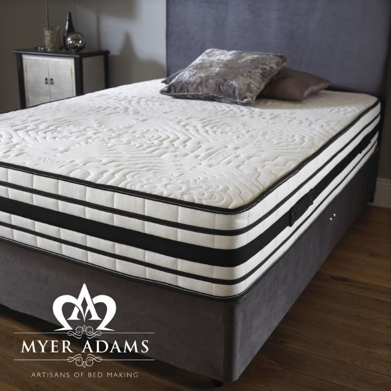 Myer Adams Tencil 2000 Divan Bed