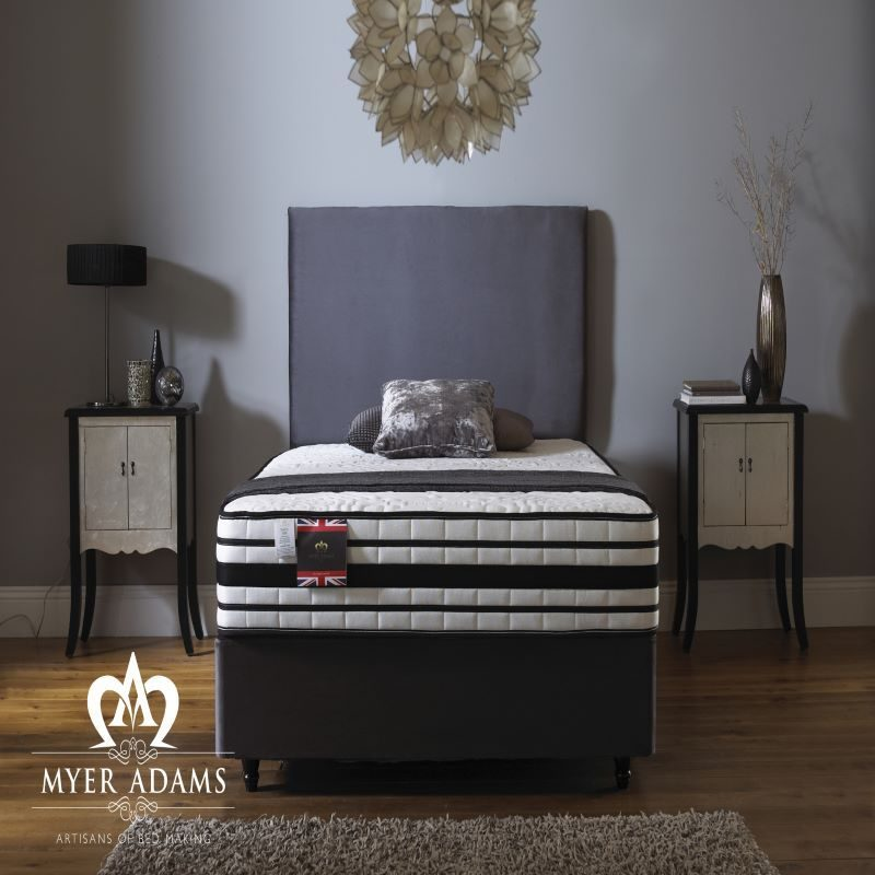 Myer Adams Tencil 2000 Divan Bed | Bishops Beds