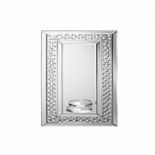 LPD Furniture Valentina Wall Sconce Mirror | Bishops Beds