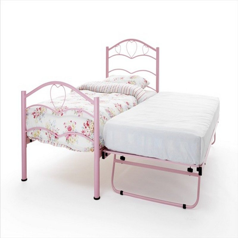 Yasmin Guest Bed | Pull Out Bed | Bed with Trundle