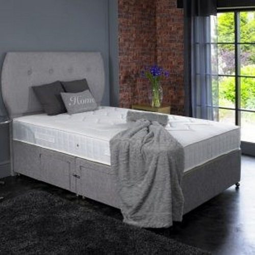 Pocket Edge Super King Divan Bed From La Romantica