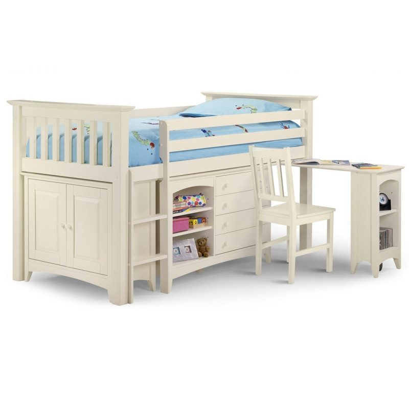 Julian Bowen Cameo Sleepstation - Left Hand Option | Childrens Bedroom Furniture | Free Delivery