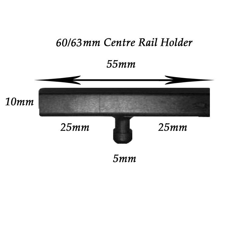 Centre Rail Bed Slat Holder