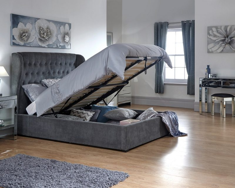 Dakota Ottoman Bed | Storage Bed | Beds With Free Delivery