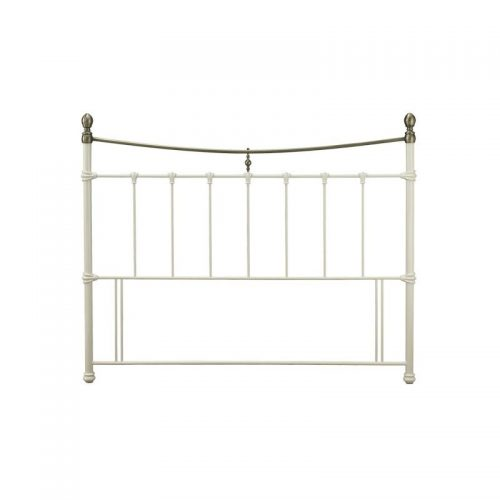 Ivory Edwardian Headboard from Serene
