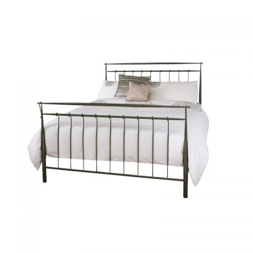 Elizabeth Metal Bed from Serene - Bishops Beds