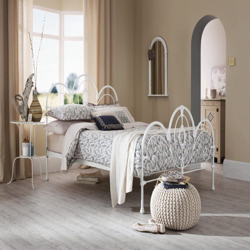 Harriet Metal Bed Frame