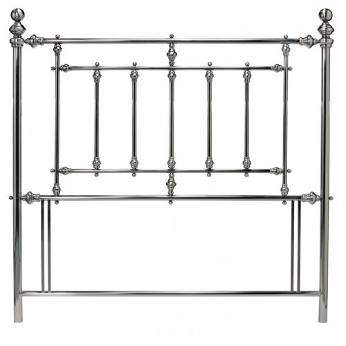 Imperial Antique Nickel Headboard from Bishops Beds