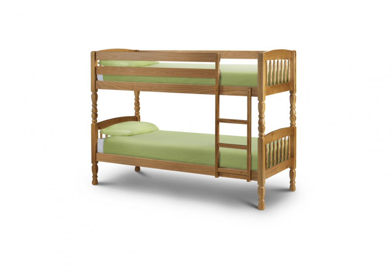 Lincoln Wooden Bunk Bed From Julian Bowen | Bunk Beds | Childrens Beds