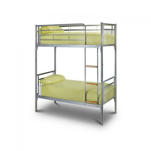 Atlas Metal Bunk Bed From Julian Bowen | Bunk Beds | Childrens Beds