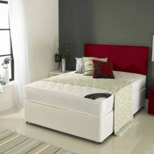 Linnett Double Divan Bed From La Romantica