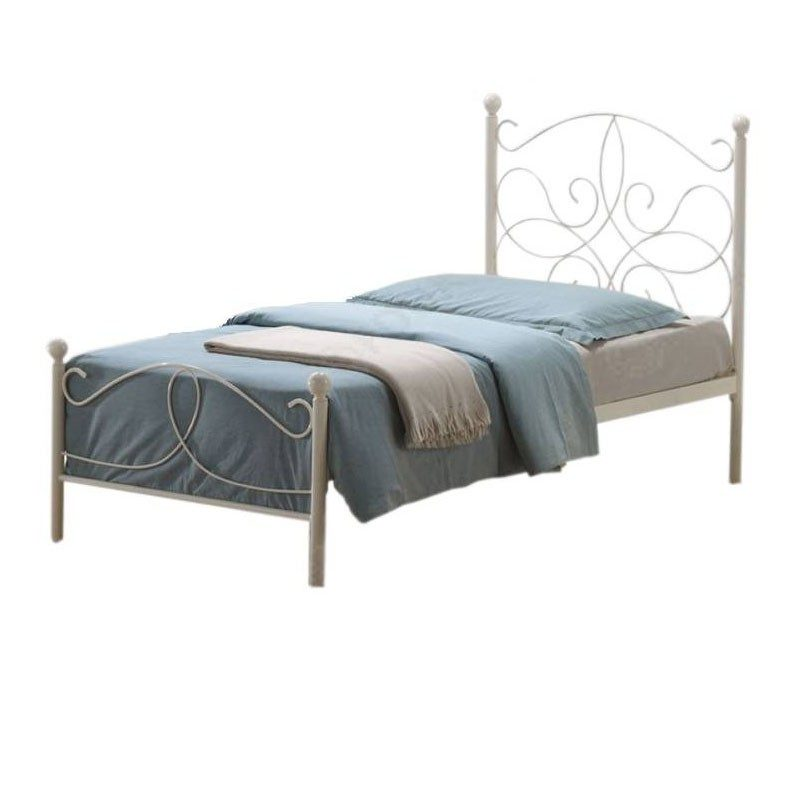 Melissa Metal Bed Frame from Time Living | Cheap Beds