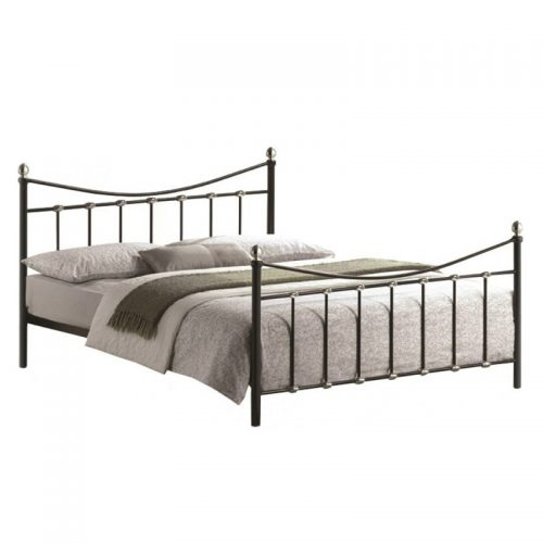 Bishops Beds Oban Metal Bed Frame - Time Living