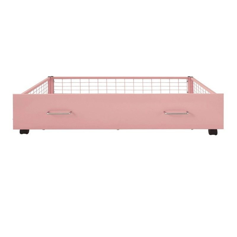 Pink Under Bed Storage Drawers from Serene