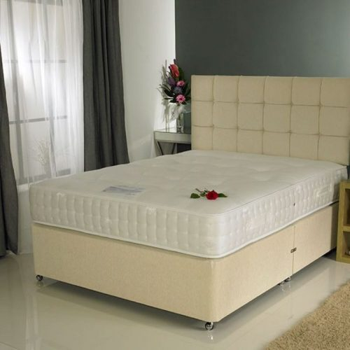 La Romantica | Romantica Divan Bed | Bishops Beds | Pocket Sprung Mattresses