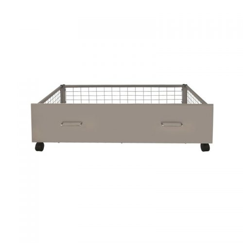 Silver Under Bed Storage Drawer from Serene