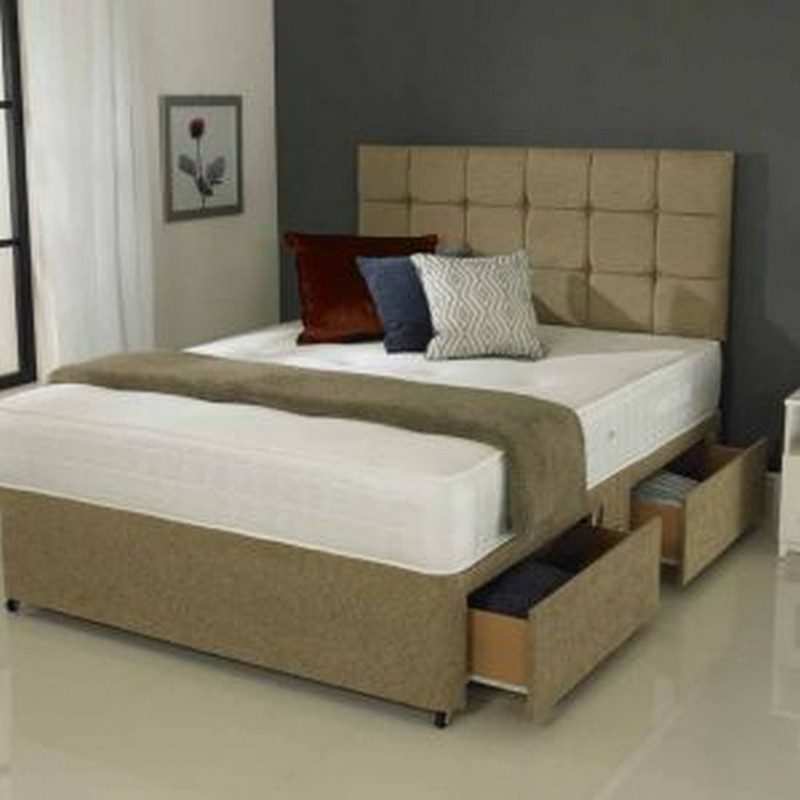 Super Ortho Divan Bed | Orthopaedic Beds | La Romantica