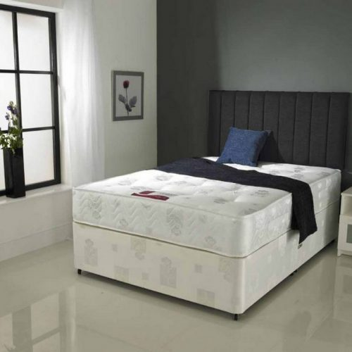 Turin King Size Divan From La Romantica